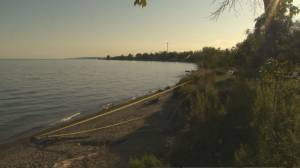 Police continue investigation after baby boy remains were found in Lake Ontario in Pickering