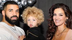 Drake shares 1st public photos of son Adonis