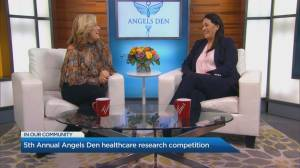 Scientists to take part in 5th Annual Angels Den competition