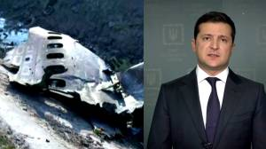 Ukraine considering several possible causes behind Iran plane crash