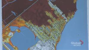Mapping out future flood zones in Quebec
