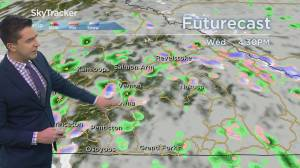 Kelowna Weather Forecast: May 17 (03:47)