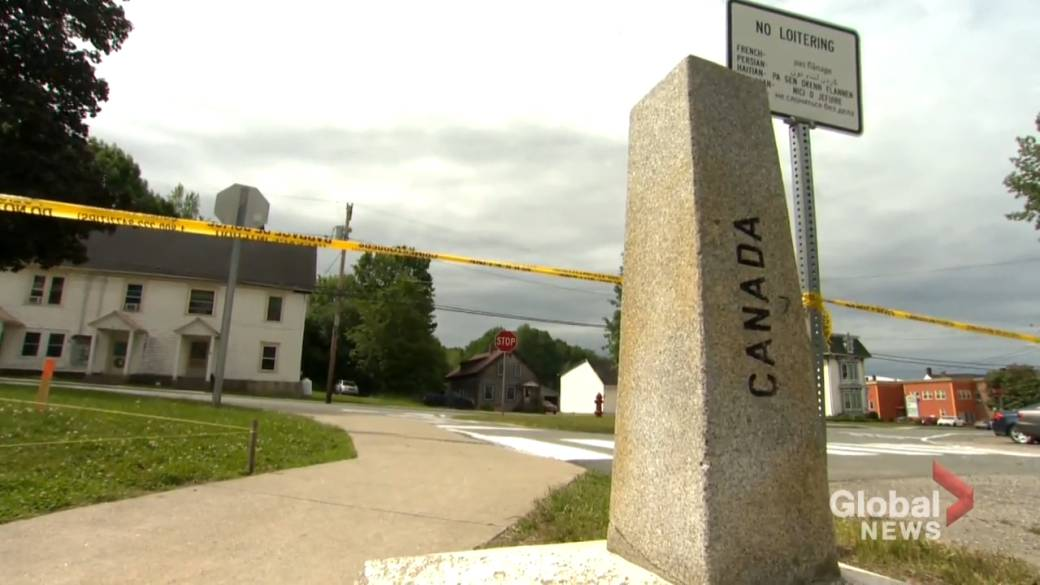 Click to play video: 'COVID-19: Pressure mounts on both sides to reopen border and boost tourism'