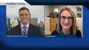 Healthy Living: Keeping Vitamin D in mind during the winter months (03:50)