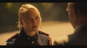 Actor Taylor Hickson on 'Motherland: Fort Salem'