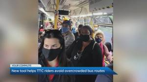 Toronto app tracks overcrowding on the TTC (03:49)