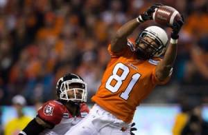 'It's time for it to stop': Former BC Lions star Geroy Simon shares his own experience with racial discrimination