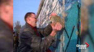 ARCHIVE: The fall of the Berlin Wall leads to a unified Germany