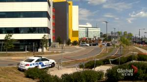 Montreal hospital issues Code Silver following alleged shooting incident (01:57)