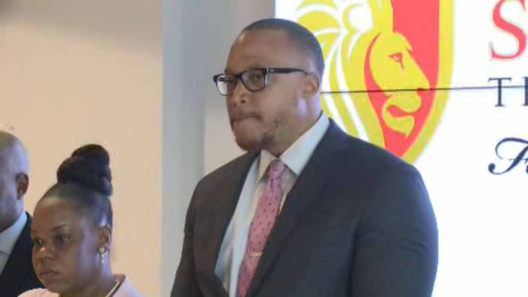 Click to play video: 'Rayshard Brooks death: Family lawyer says charges against officers in fatal shooting 'not the finish line''