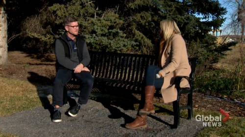 Former Calgary news anchor shares story of navigating grief following the death of his son | Watch News Videos Online