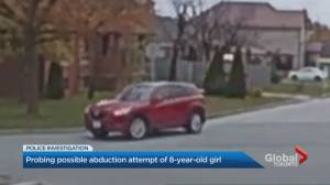 Toronto police investigate alleged attempted abduction of 8-year-old