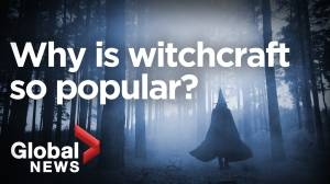 The rise of witchcraft: why the magic of the past still enchants us (03:31)