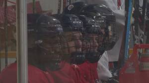 Lethbridge's U-18 AAA Hurricanes ready to kick off season with abundance of talent (01:42)