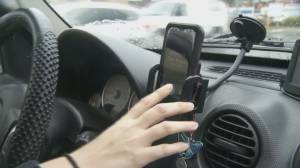 Vancouver Island woman vows to fight distracted driving ticket (02:01)