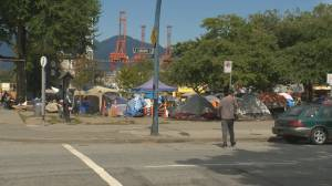 Vancouver Park Board won't take action against Oppenheimer Park tent city
