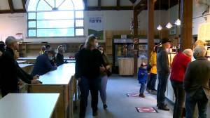 Fredericton Boyce Farmers Market reopens