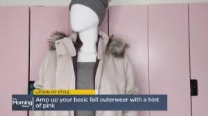 Jacket galore: The season's hottest coat styles revealed (04:24)
