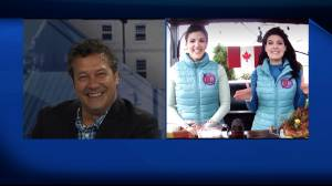 Global News Morning chats with the grilling sister duo of Maddie and Kiki Longo (04:04)