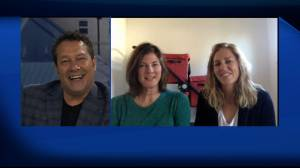 Global News Morning chats with VOOMcart inventors Erin Binnie and Tori Wright (07:40)