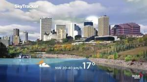 Edmonton early morning weather forecast: Friday, September 20, 2019