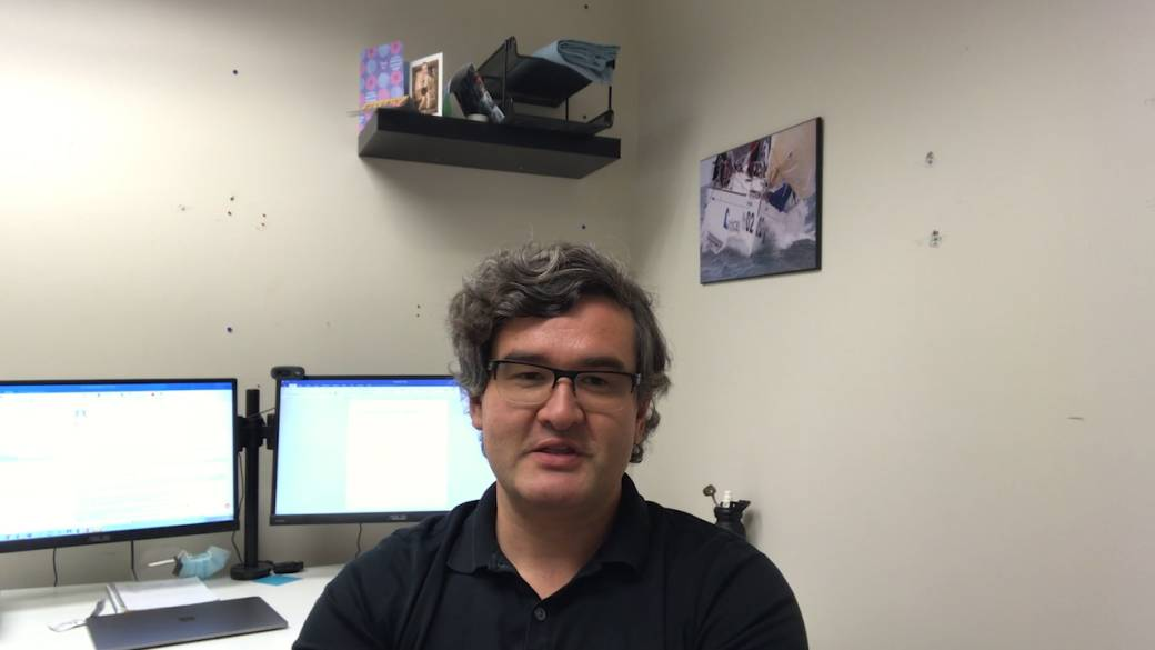 Click to play video 'Meet Dr. Slessarev, researcher at Lawson and Western University Schulich School of Medicine, Dentistry'