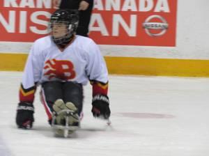 Peterborough sledge hockey community remembering Brett LeBlanc (02:50)