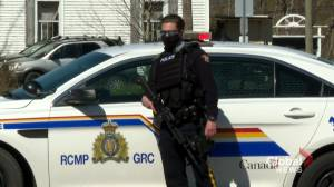 Shooting in Centennial Park area of Moncton (03:02)