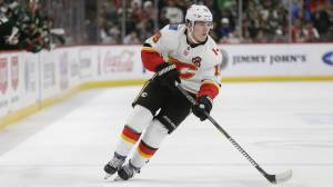 Calgary Flames sign Matthew Tkachuk to 3-year deal