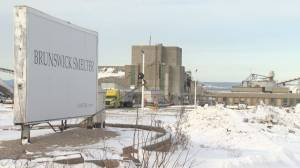 420 workers left in the dark after news broke of New Brunswick smelter closing its doors