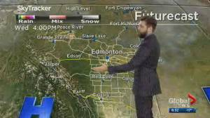 Global Edmonton weather forecast: Feb. 18