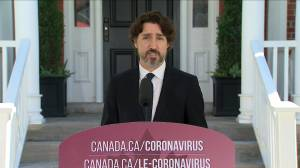 Coronavirus outbreak: Trudeau asked why his government didn't collect race-based data