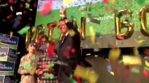 Winnipeg mayor won't run for third term (00:41)