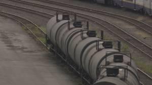 B.C. rail stoppage worsens shipping backlog (02:09)