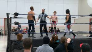 Wrestling in Saskatoon – NAT Sound