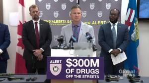 All hands on deck for massive bust of fentanyl superlab in rural Alberta: ALERT (04:36)