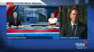 Alberta to loosen COVID-19 masking, isolation, testing rules as cases rise in the province (05:33)