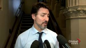 Canada 'working with international partners' for best possible response to coronavirus: Trudeau