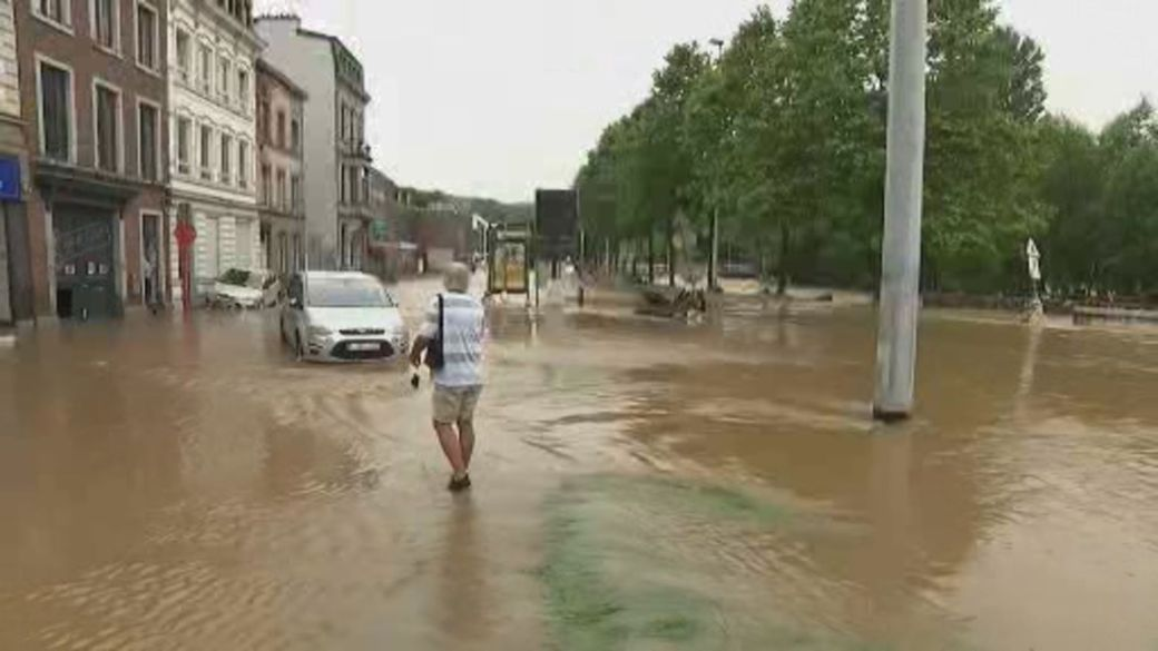 Click to play video: 'Death toll from Europe's catastrophic floods expected to climb'