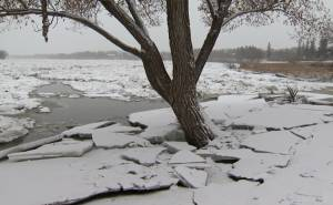Flood worries rise as 'unprecedented' fall ice jams flow up Red River