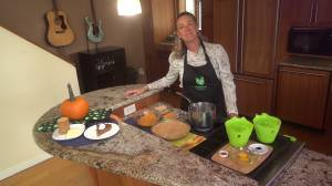 Julie Findlay serves up a Foodland Ontario recipe