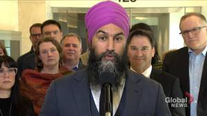 Jagmeet Singh announces tabling of universal pharmacare bill