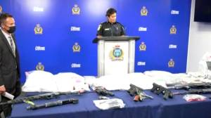 More than $1.5 million in drugs seized by Winnipeg police in series of raids (03:14)