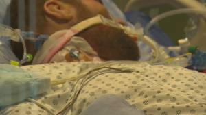 Surrey Memorial offers up a rare look inside Intensive Care (01:51)