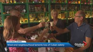 West-end Toronto neighbourhood laments loss of longtime Cuban eatery