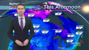 Saskatchewan weather outlook: Nov. 22