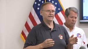 Georgia officials warn 'unique' Hurricane Dorian could gain in strength