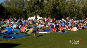 COVID-19: Renewed optimism for green-lighting summer festivals in Alberta (01:52)