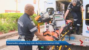 Coronavirus: Paramedic Services Week highlights dedication, sacrifice of Toronto's frontline workers