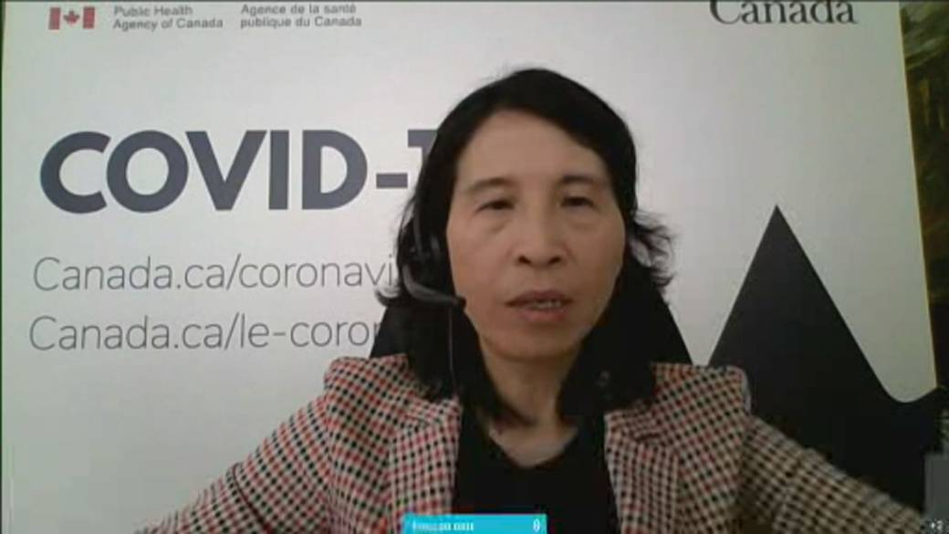 Click to play video: '4th wave of the COVID-19 pandemic underway in Canada: Dr. Tam'